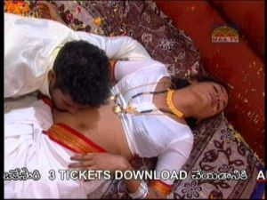 Mallu Aunty First Night Hot