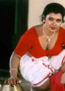 Mallu Aunty Breasts