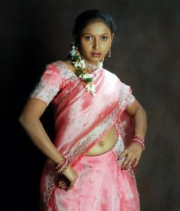 Mallu Aunty Belly Button